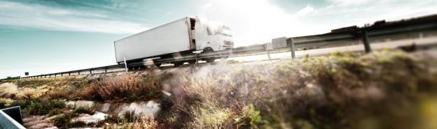 Logistics trucking