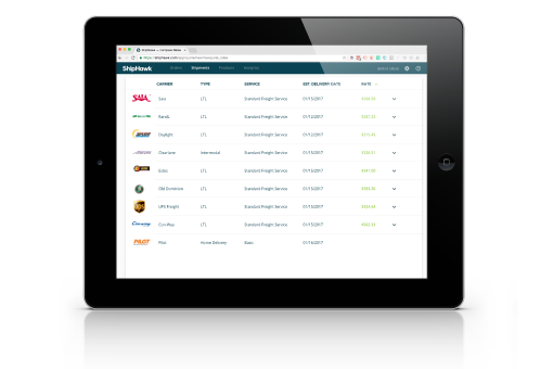 shipping software- one platform