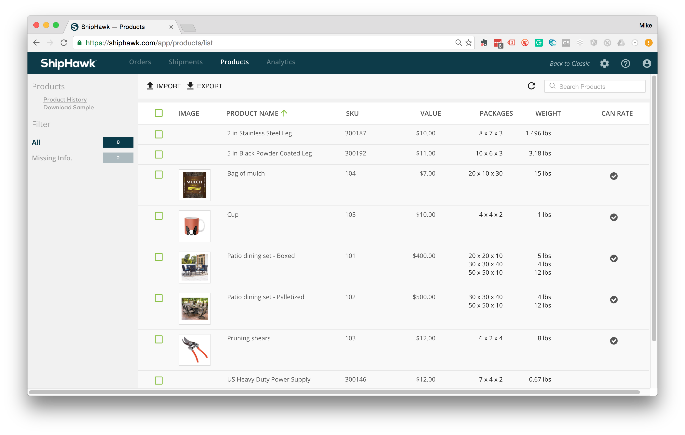 shipping software that enables order fulfillment