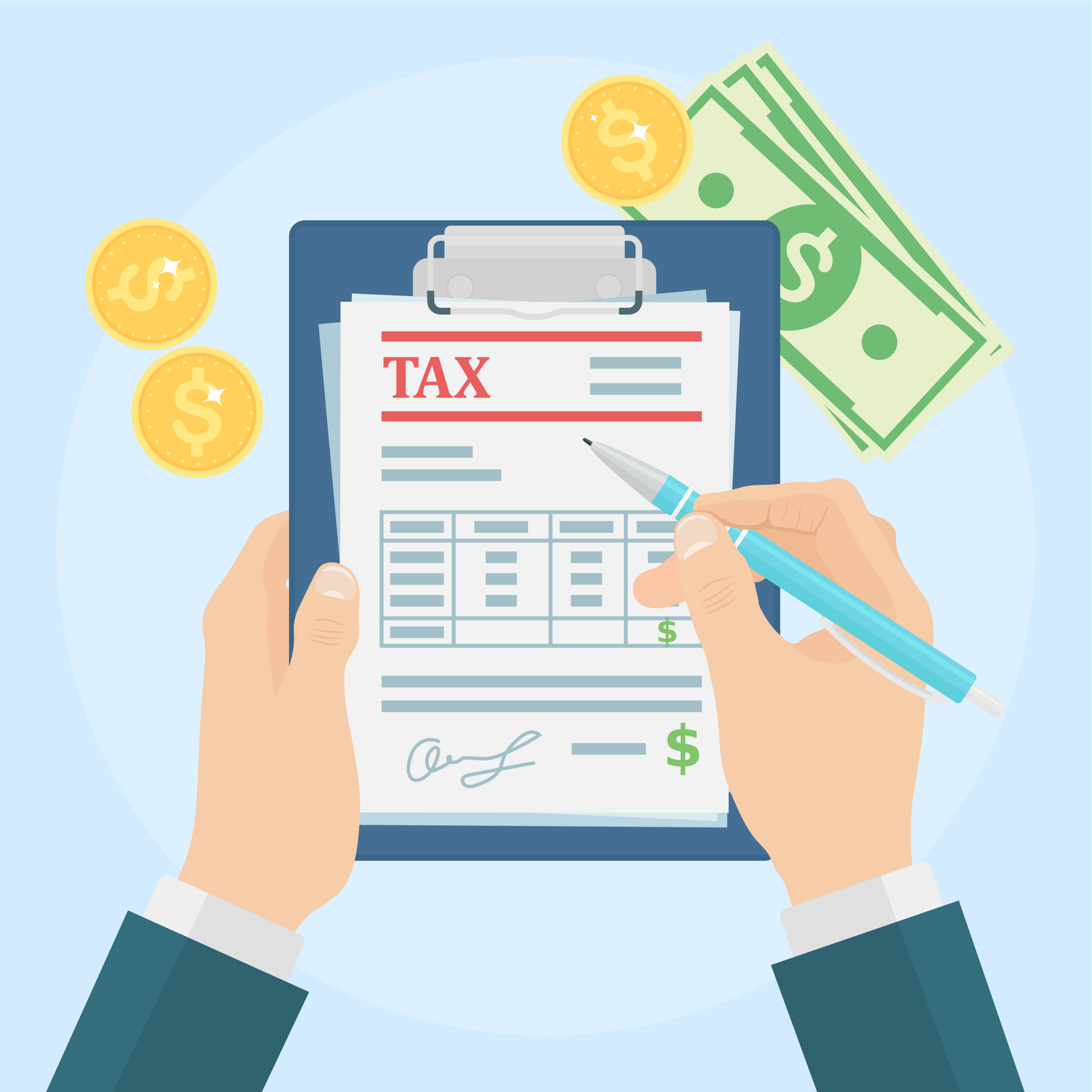 guide to sales tax