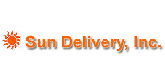 Sun Delivery shipping software