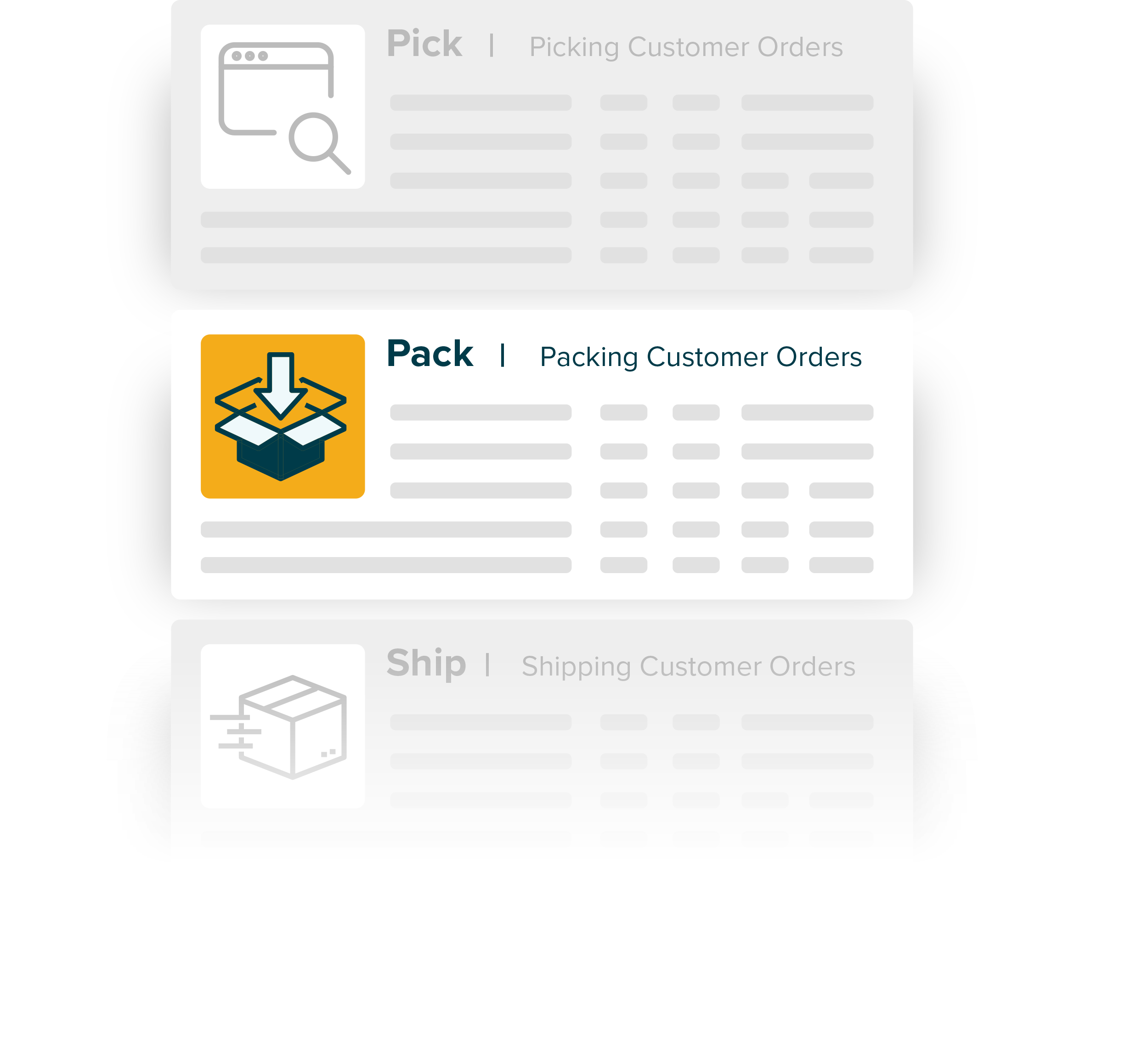 Shipping Documentation Illustration